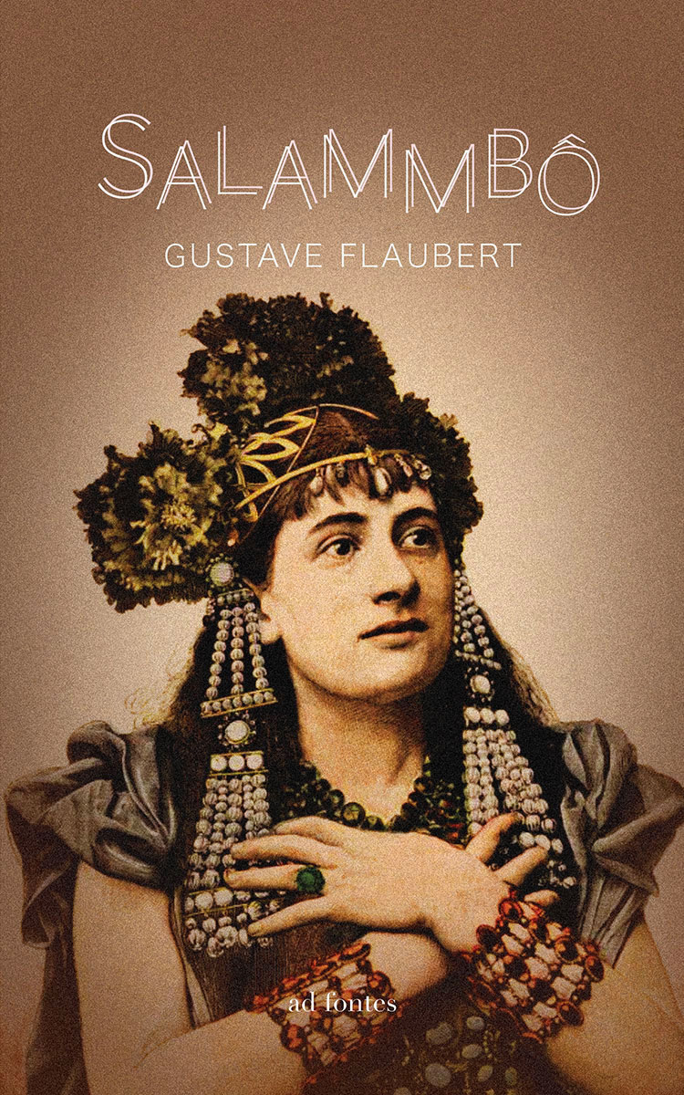 ad fontes éditions, Gustave Flaubert, Salammbo